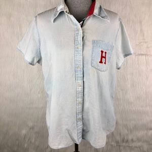 Vintage Tommy Hilfiger Button Down Shirt